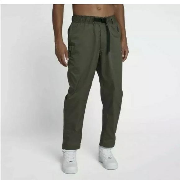 Nike NikeLab Collection Woven Pants AO0812 325 Men